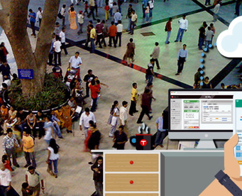 Attendance Monitoring of Public and Commercial Places