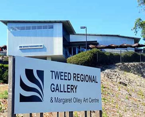 Tweed Regional Art Gallery